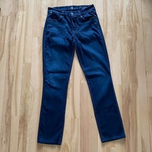 7 for all mankind the modern straight 27